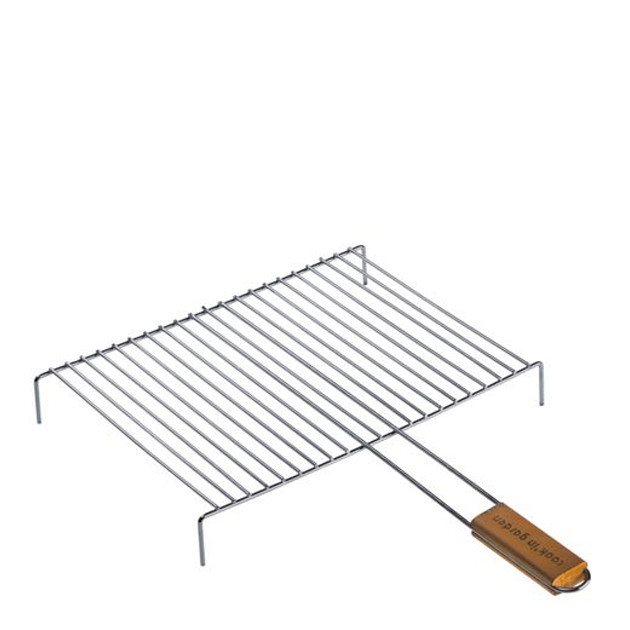 GRILLE A PIEDS SIMPLE 60X40 CM - NEW