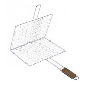 Grille de cuisson barbecue Cook'in garden 34 x 28 cm