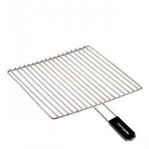 Grille de cuisson barbecue Cook'in garden 40 x 30 cm chrome