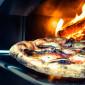 Four à pizza Mangiafuoco Fontana à poser inox