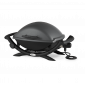 Pack Promo Barbecue électrique Weber Q2400 Dark grey