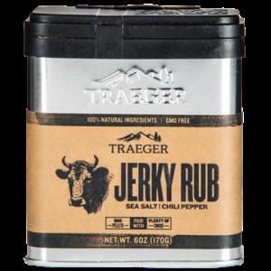 Rub Traeger Jerky - Sel de mer et piment