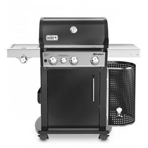 Barbecue gaz sur chariot Weber Spirit Premium EP-335 GBS noir