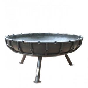 Brasero de jardin Firepit Viking 80 cm