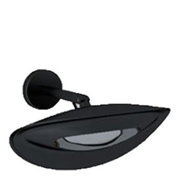 Chauffage électrique infrarouge Phormalab noir mural 2000W
