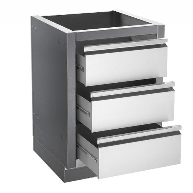 Module 3 tiroirs Napoleon modele Oasis