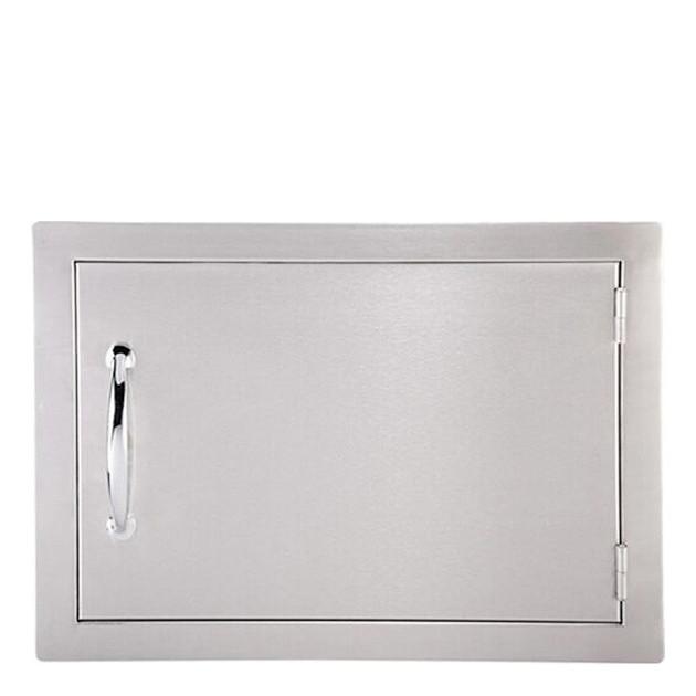 Grande porte horizontale simple pour cuisine d'extérieur Sunstone Classique