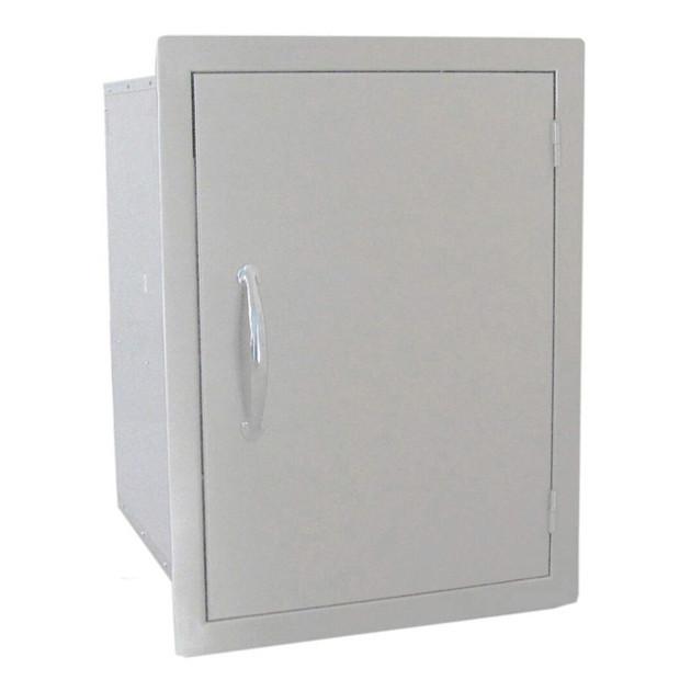 Placard simple vertical