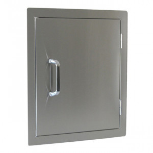 Porte simple Beefeater inox