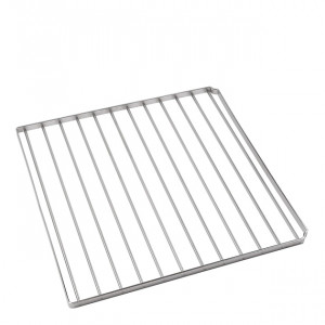 Plateau grille d'habillage table Dancook Kitchen inox