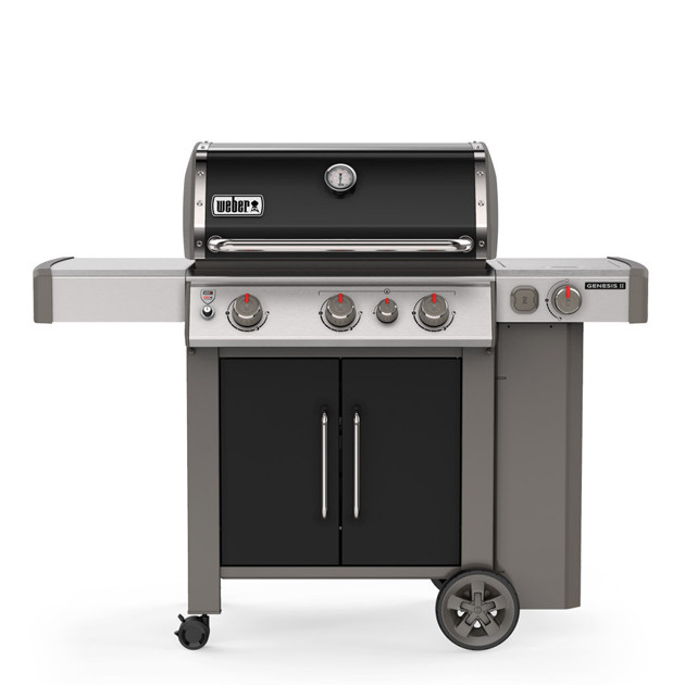 Barbecue gaz Weber Genesis 2 EP-335 GBS black