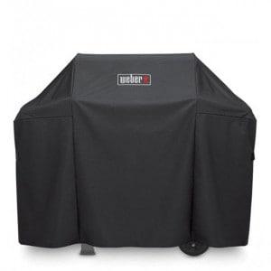 Housse barbecue gaz Weber Premium Spirit II 3 brûleurs