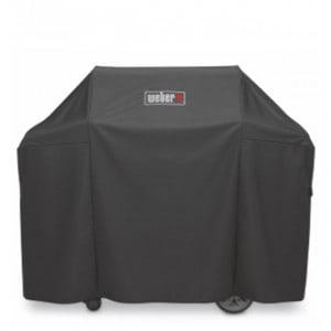 Housse barbecue gaz Weber Premium Genesis II et série 300