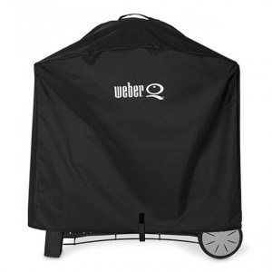 Housse barbecue gaz sur chariot Weber Premium Q Série 2000