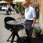 Pare-vent barbecue Balgrill