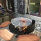 Tablette barbecue Nielsen Balgrill & Fire pit