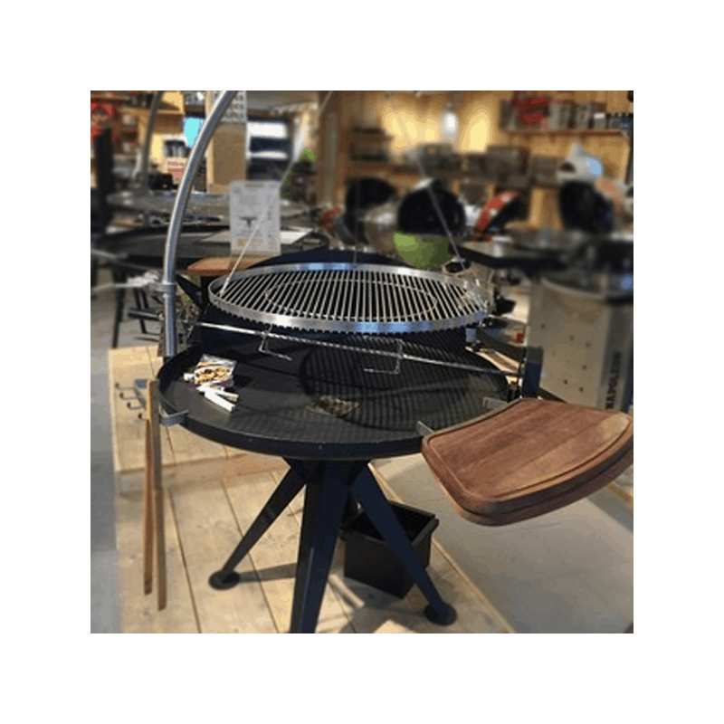 Grille de cuisson barbecue Nielsen Balgrill 1000 inox