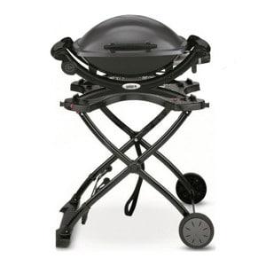 Barbecue électrique sur chariot Weber Q 2400 Dark Grey