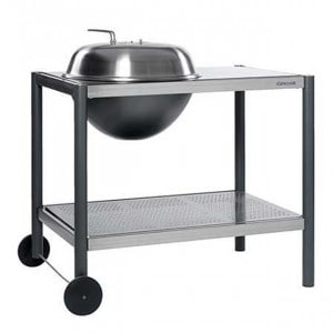 Pack Promo Barbecue charbon Dancook 1501 sur chariot