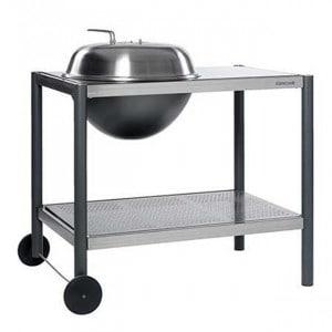 Pack Promo Barbecue charbon Dancook 1501 sur chariot