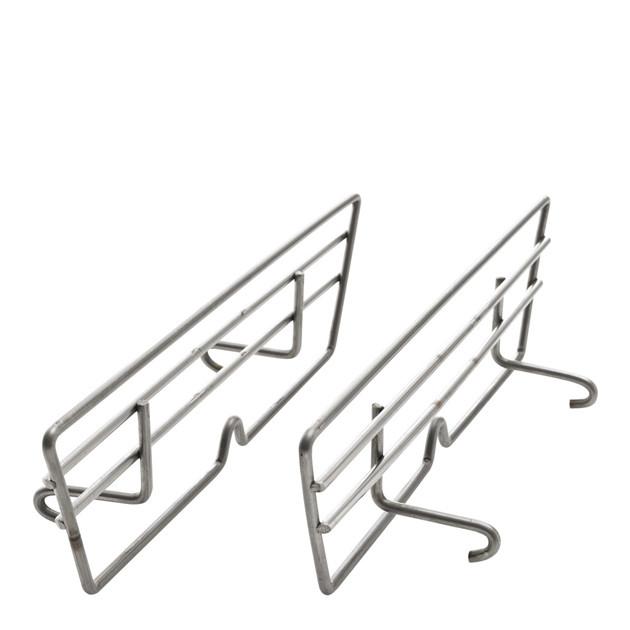 tube métallique clipse à bille toile de tente