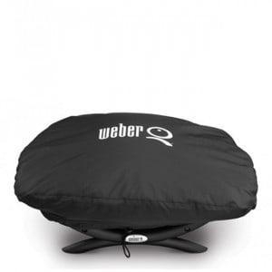 Housse barbecue électrique Weber Premium série Q100 et 1000