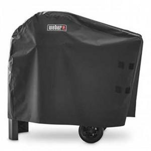 Housse barbecue électrique sur chariot Weber Premium Pulse 1000 et 2000