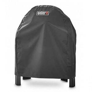 Housse barbecue électrique sur chariot Weber Premium Pulse 1000