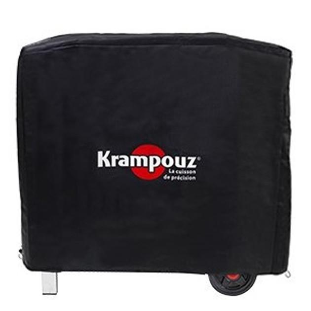 Housse pour chariot Krampouz Plein Air Compact tablettes rabattues