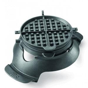 Gaufrier/croque-monsieur Weber Gourmet System fonte