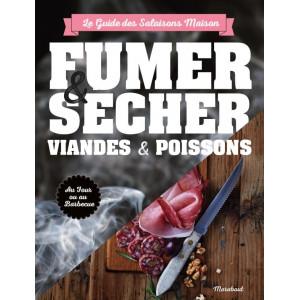 Livre Marabout Fumer et sécher viandes et poissons