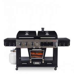 Barbecue Combine 4 en 1 Pit Boss Memphis