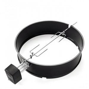 Rôtissoire barbecue charbon Weber 57 cm