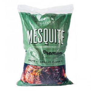 Sac de pellets fumage Traeger Mesquite 9 kg