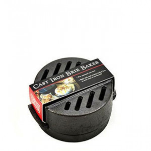 Fumoir fromages ronds Charcoal Companion fonte