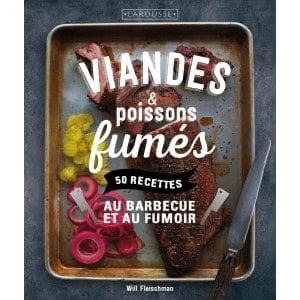 Livre Larousse Viandes et poissons fumés