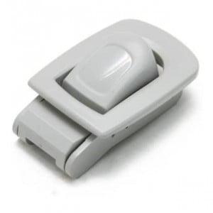 Bouton piezzo gris pour Weber Spirit E-210 E-310