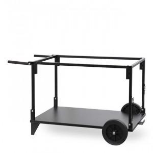 Chariot plancha Le Marquier 105 Pakita noire