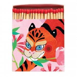 Allumettes Archivist Deluxe Tiger Peony 11 cm