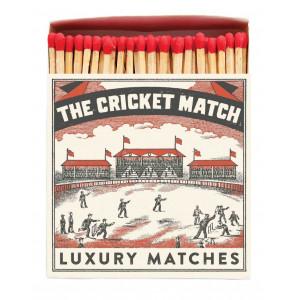 Allumettes Archivist Deluxe Cricket Match 11 cm