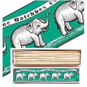 Allumettes Archivist Deluxe 5 Elephants 29 cm
