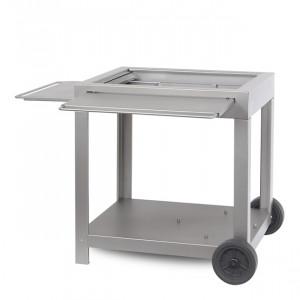 Chariot plancha exclusive inox Le Marquier 60 Pure/Allure/Baia/Amaila