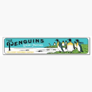 Allumettes Archivist Deluxe The Penguins 29 cm