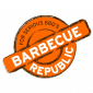 Fourchette inox Barbecue Republic