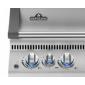 Barbecue gaz encastrable Napoleon LEX 485 inox