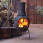 Housse cheminée mexicaine GM 108 cm