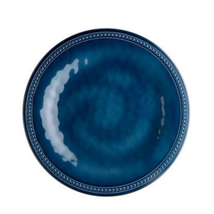 Assiette à dessert incassable Marine Business Harmony Blue 21,5 cm mélamine