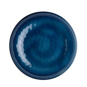 6 assiettes à dessert incassables Marine Business Harmony Blue 21,5 cm mélamine