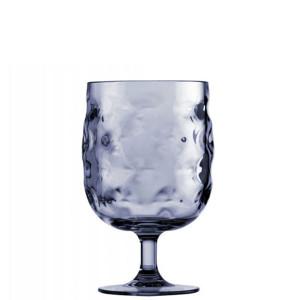 6 verres à vin incassables Marine Business Moon Blue
