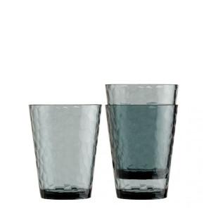 12 verres à eau empilables incassables Marine Business Lagoon